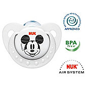 NUK Disney Mickey & Minnie Soothers Size 2 - 2 pack.