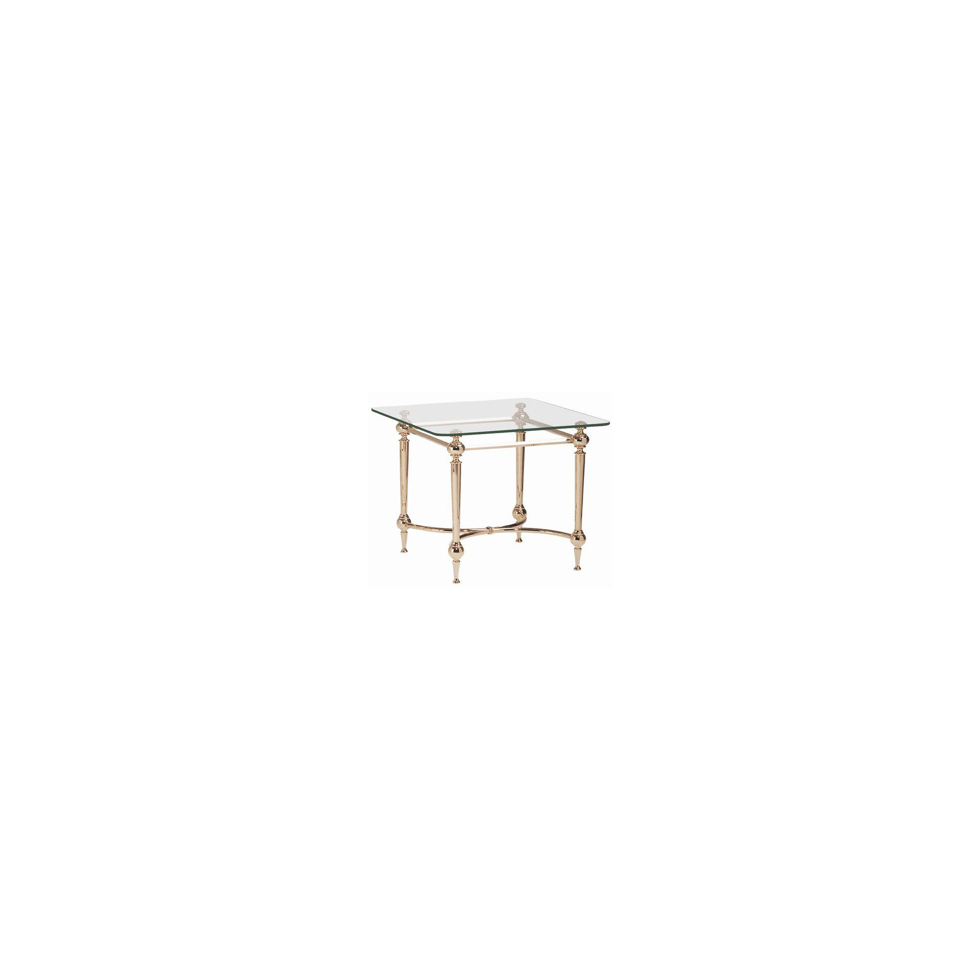 Urbane Designs Bonn 47cm End Table at Tescos Direct