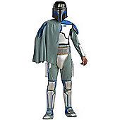 Star Wars Pre Vizsla Costume (Deluxe) Standard