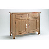 Ametis Sherwood Oak Two Drawer Sideboard