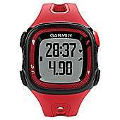 Garmin Forerunner 15 Running Watch Red/Black
