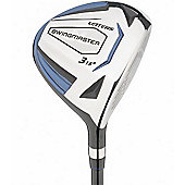 John Letters Mens Swingmaster Fairway Woods Right Hand Flex R Loft 15 Deg. (3 Wood)