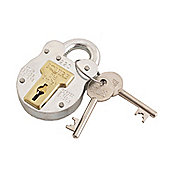 Squire 220 Old English Padlock Galvanise