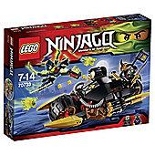 LEGO Ninjago Blaster Bike 70733