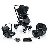 Concord Neo Travel Set (Phantom Black)