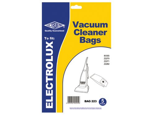 Connect Bag223 Dust Bag Elec Boss Z227 0/22 X5
