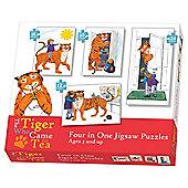Tiger 4:1 Puzzle