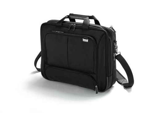 Dicota TopTraveler Select Case (Black) for 15 inch to 16.4 inch Notebooks
