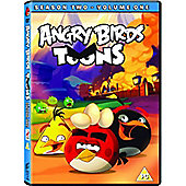 Angry Birds Toons: Season 2 - Volume 1 DVD