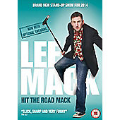 Lee Mack - Hit The Road Mack DVD