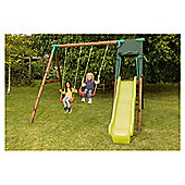 Little Tikes Tilberg Wooden Swing Set