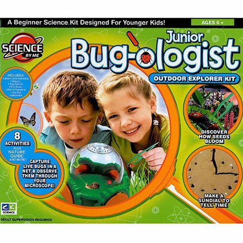 Junior Bug-ologist Outdoor Explorer Kit