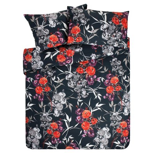 F&F Home Poppy Print Duvet Double