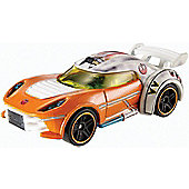 Star Wars Hot Wheels Luke Skywalker Die Cast Car