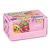 Shopkins BUNDLE 2 Pack - Series 4 - 5 ITEMS SUPPLIED