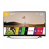 LG 55UFF860V A + Rated 55 Inch 4K LED 3D Freeview HD & Smart TV with Wi-Fi
