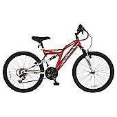 "Terrain Atlas 24"" Dual Suspension Mountain Bike"