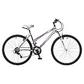 "Saxon Warrior 26"" Front Suspension Mountain Bike 17"" Ladies"