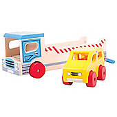 Bigjigs Toys Car Transporter