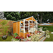 BillyOh 4000L 8 x 8 Tete a Tete Tongue and Groove Summer House