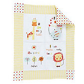 Bed-e-Byes Sunshine Safari Quilt