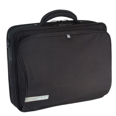 Techair Series 3 Model 3104V4 Classic Clam Case (Black) for 15.4 inch Laptops