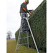 Trade 2.1m (6.89ft) Platform - Garden Hedge Cutting Tripod Ladder