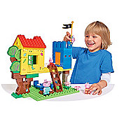 Peppa Pig PlayBig Blox Treehouse Construction Set