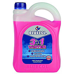Bluecol 3in1 Winter Screenwash Concentrate