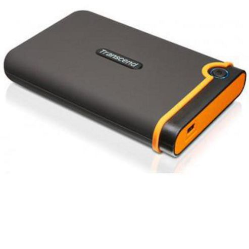 Transcend 750 GB USB 2.0 External Hard Drive