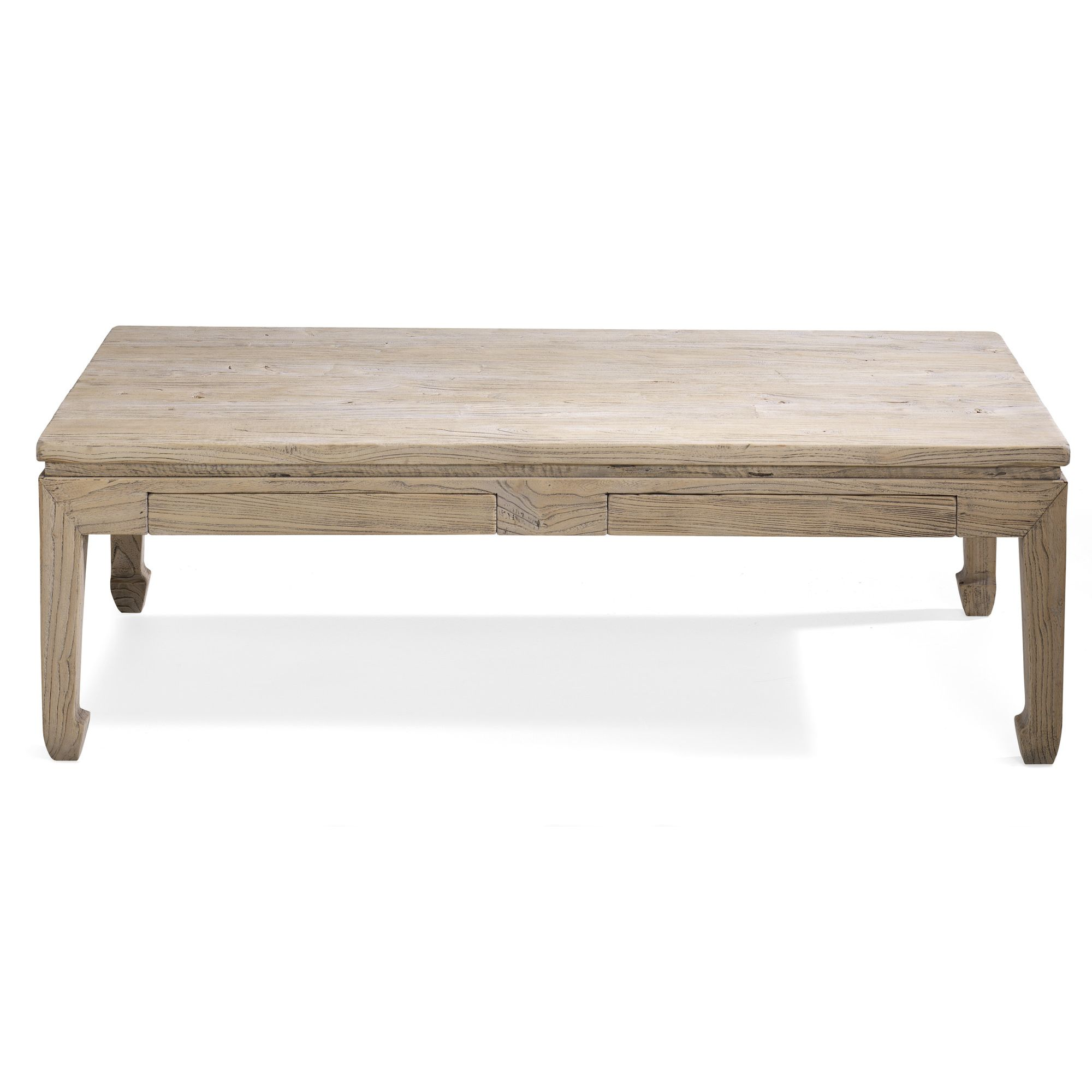 Shimu Chinese Country Furniture Two Drawer Coffee Table at Tesco Direct
