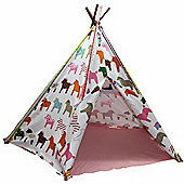 Wicker Valley Pony Design Wigwam