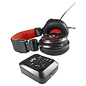 PRIF PLAYSONIC 4 Amplified Headset with Mixer PS4/PC
