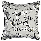 You're The Bee's Knees Cushion