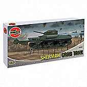 Sherman Crab Tank (A02320) 1:76