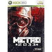 Metro 2033 - Xbox-360