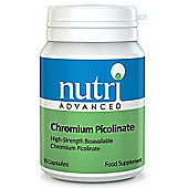 Nutri Ltd Chromium Picolinate 200Mg 90 Capsules