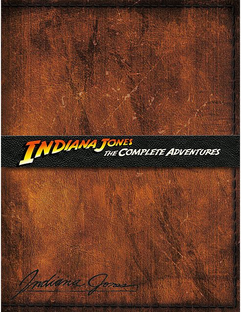 Indiana Jones - The Complete Adventures (Blu-Ray Boxset)