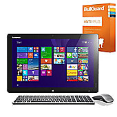 "Lenovo Horizon 2s - F0AT001FUK - 19.5"" Full HD Touchscreen All In One PC Intel Core i5-4210U 8GB RAM 500GB+8GB SSHD Windows 8.1 With Antivirus"