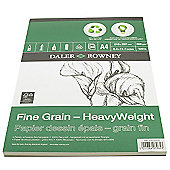Daler Eco Pad Fine Grain Heavy Weight Pad A4 200g