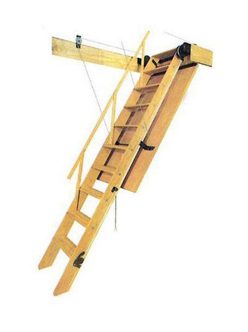 Caernarfon Disappearing Stairway Model 400 Size 1 - 4