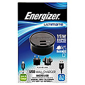 Energizer Ultimate Mains Charger Micro USB