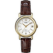 Timex Gents Analogue Strap Watch T2N334