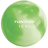 Tunturi Weighted Yoga Ball Small 1.5kg