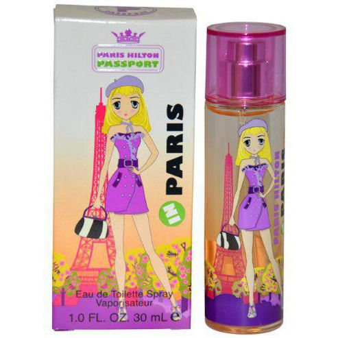 Paris Hilton Passport In Paris Eau De Toilette 30ml