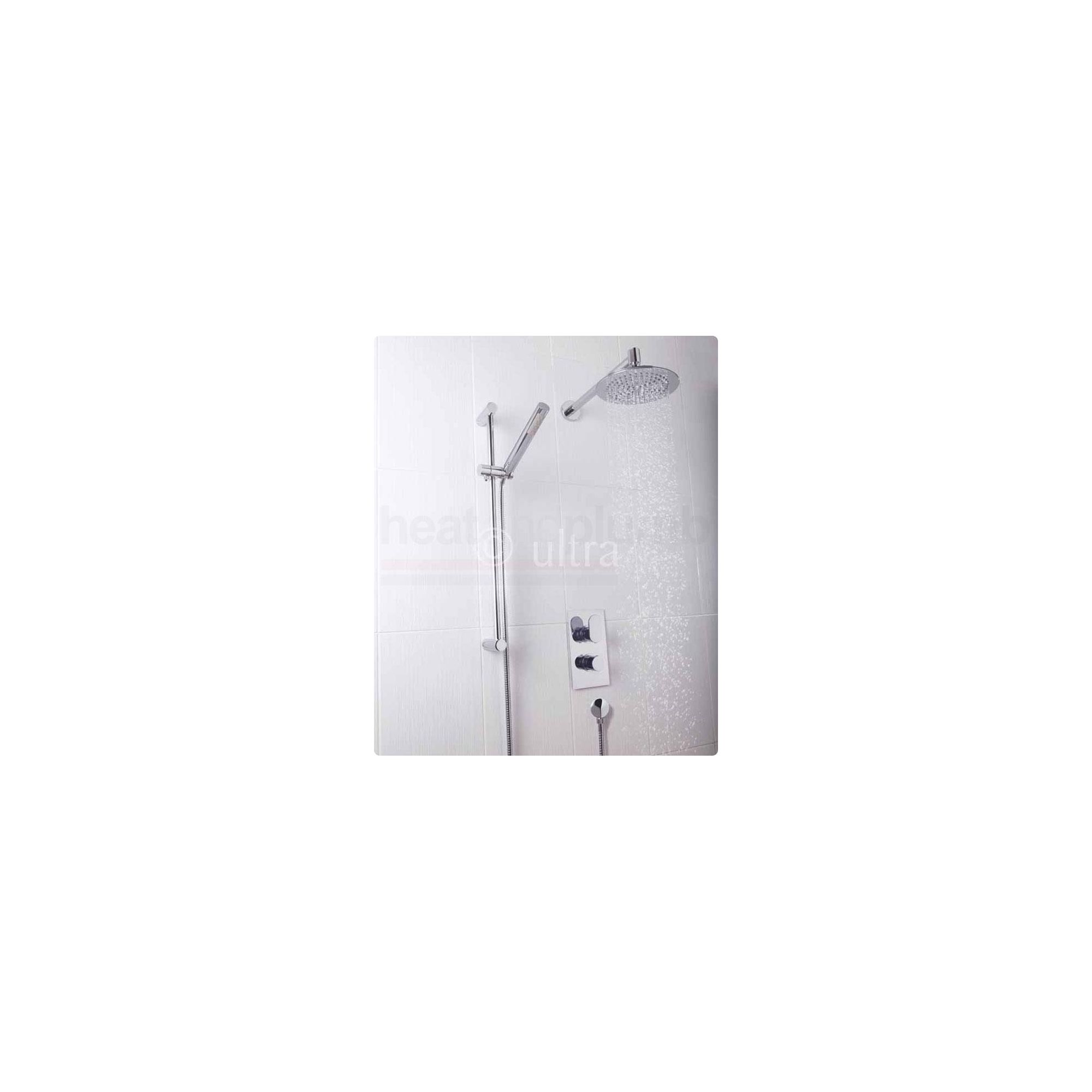 Ultra Ratio Twin Valve Complete Mixer Shower at Tesco Direct