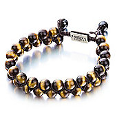Shimla Unisex Tiger Eye Double Bracelet - SH-167