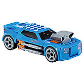 Mega Bloks Hot Wheels Twinduction