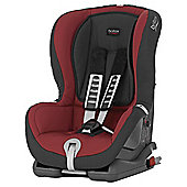 Britax Duo Plus Car Seat, Group 1, Chilli Pepper