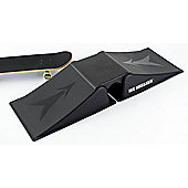 Ice Breaker Mini Skateboard Ramp Set with Connection Deck